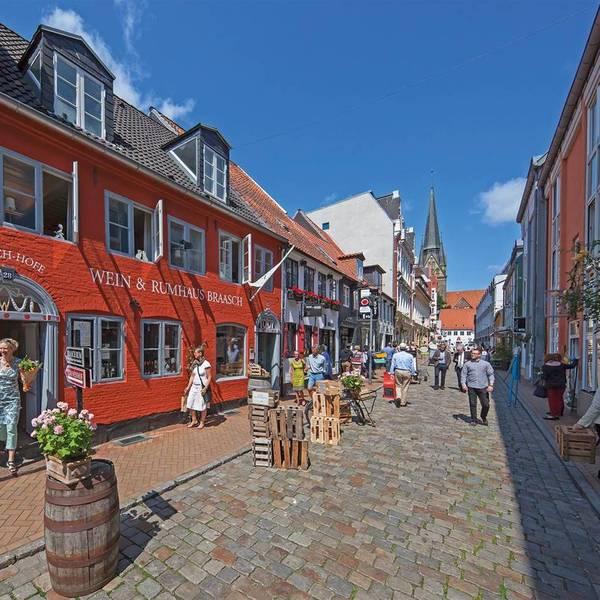 d81a11468ee Our neighbourhood | Hotel Hafen Flensburg