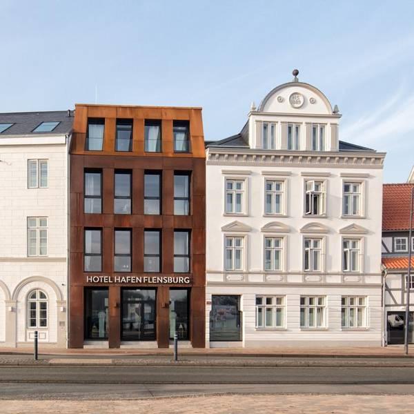 Architektur hotel hafen flensburg - Architektur flensburg ...