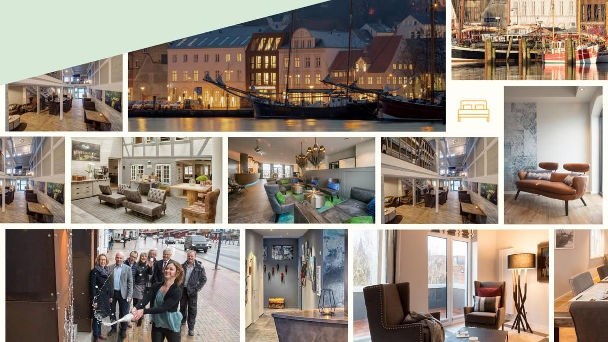 Bautagebuch hotel hafen flensburg - Architektur flensburg ...